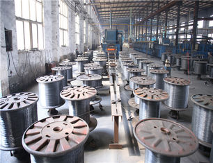 High Carbon 60g Wire Galvanizing Equipment