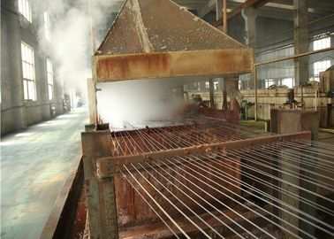 Zinc Plating 5m Wire Galvanizing Line For Binding Wire